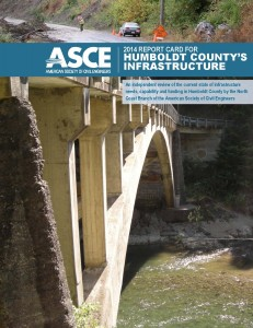Humboldt County California Water Infrastructure Report Card