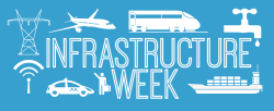 infrastructure week logo