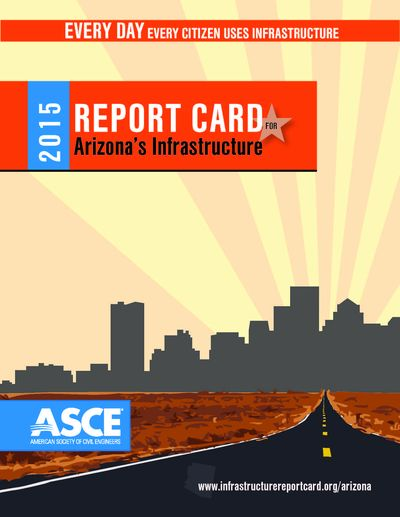 2015 arizona infrastructure report card
