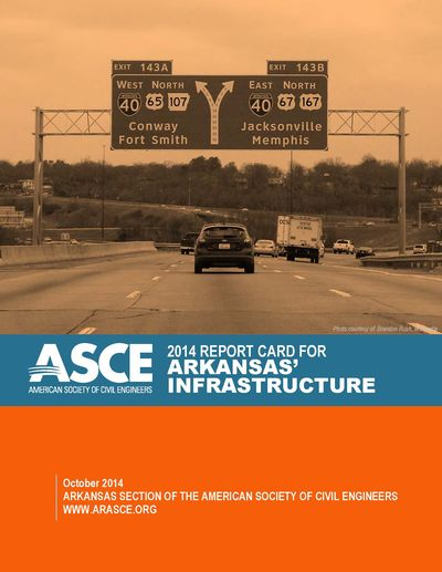 2014 akansas infrastructure report card