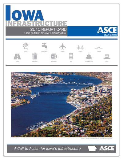 Iowa Infrastructure 2015 report card