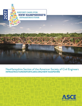 New Hampshire Infrastructure Report Card 2017