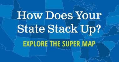 How does your state stack up? explore the super map