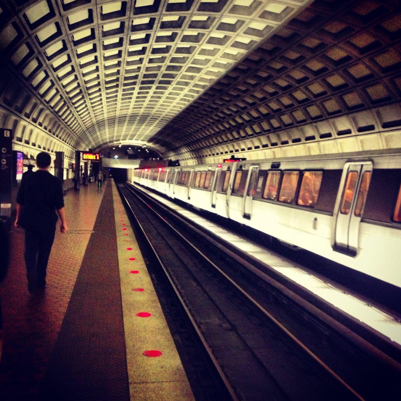 metro dc red line