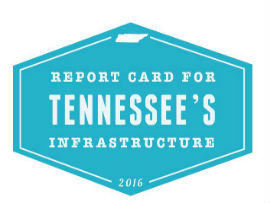 Tennessee Infrastructure Report Card 2017