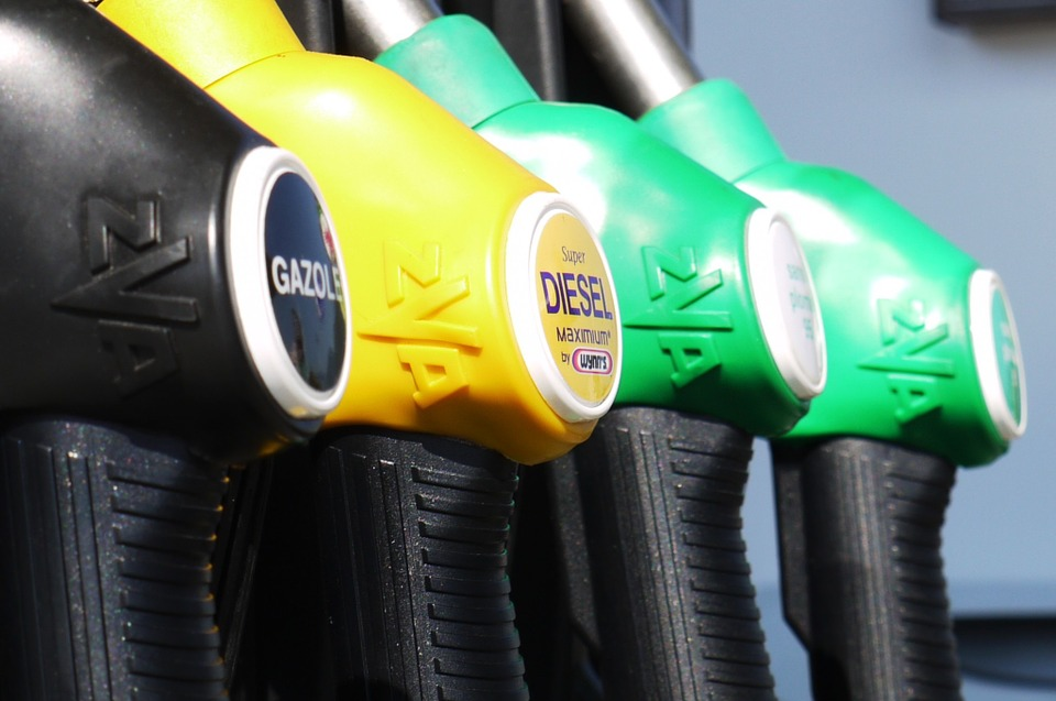 Gas Pump: Tax Increase in South Carolina