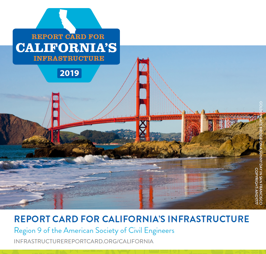California Infrastructure | ASCE's 2017 Infrastructure